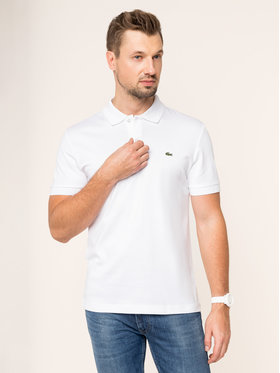 Lacoste Lacoste Polo DH2050 Bianco Regular Fit