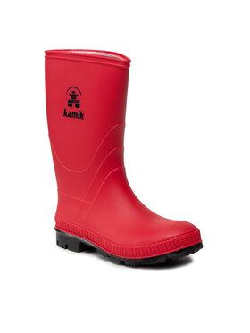 Kamik Kamik Guminiai batai Stomp EK4149 Raudona