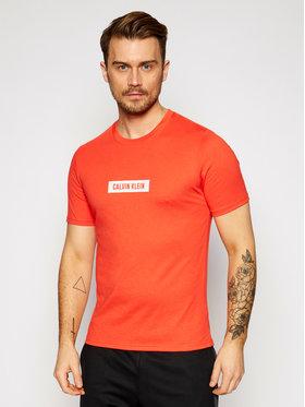 Calvin Klein Performance Calvin Klein Performance T-Shirt Pw 00GMS1K142 Czerwony Regular Fit