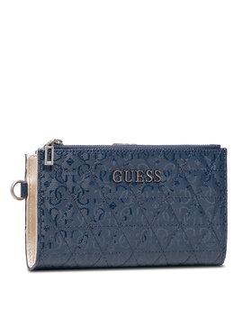 Guess Guess Portafoglio grande da donna SWGN83 79570 Blu scuro