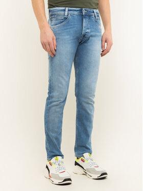 Pepe Jeans Pepe Jeans Džínsy Regular Fit Spike PM200029NA5 Modrá Regular Fit