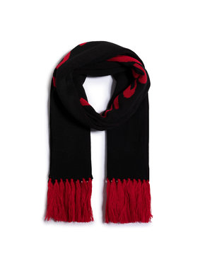 Local Heroes Local Heroes Πασμίνα Moonchild Scraf AW2021SCARF00W Μαύρο