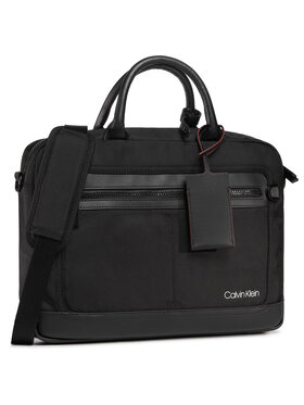 Calvin Klein Calvin Klein Laptoptáska Laptop Bag W/Pckt K50K505930 Fekete