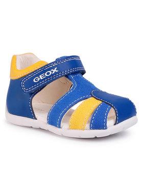 Geox Geox Basutės B Elthan B. C B021PC 05410 C0797 Mėlyna