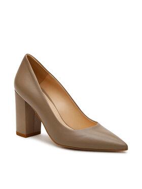 Solo Femme Solo Femme Κλειστά παπούτσια 75403-8A-K16/000-04-00 Μπεζ