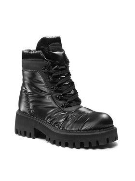 Loriblu Loriblu Členková obuv 2I 4TL115 00 Čierna