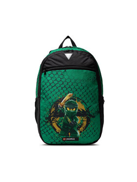 LEGO LEGO Batoh Extended Backpack 10072-2101 Zelená