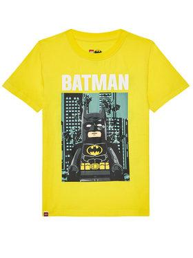 LEGO Wear LEGO Wear T-shirt 12010092 Jaune Regular Fit