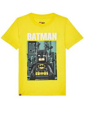 LEGO Wear LEGO Wear T-shirt 12010092 Žuta Regular Fit