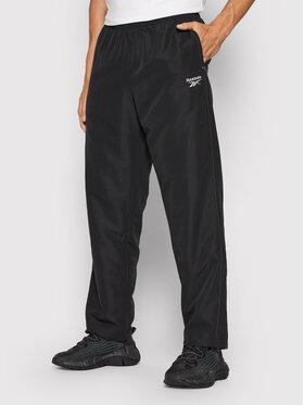 Reebok Reebok Pantalon jogging Classics Back Vector GV3488 Noir Regular Fit