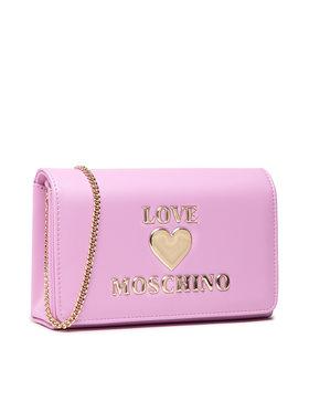 LOVE MOSCHINO LOVE MOSCHINO Дамска чанта JC4083PP1DLF0607 Розов