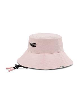 Vans Vans Bucket Hat Level Up VN0A5GRGZJY1 Rosa