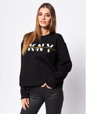DKNY Sport DKNY Sport Bluza DP9T7044 Czarny Regular Fit