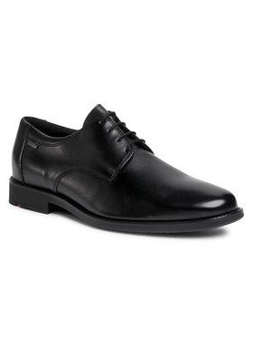 Loriblu Loriblu Обувки Jerry GORE-TEX 20-807-00 Черен