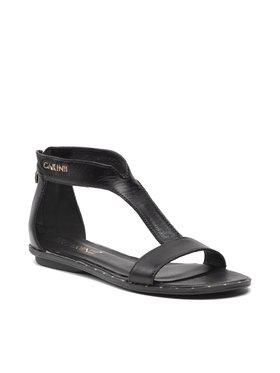 Carinii Carinii Sandále B5349 Čierna