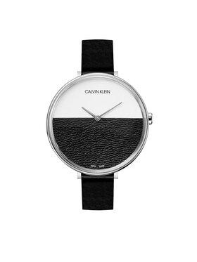 Calvin Klein Calvin Klein Часовник Lady K7A231C1 Черен