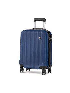 Dielle Dielle Kis kemény borítású bőrönd 90/55 Sötétkék