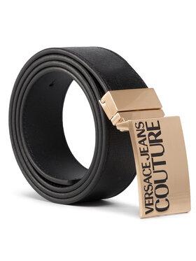 Versace Jeans Couture Versace Jeans Couture Pánský pásek D8YZAF32 Černá