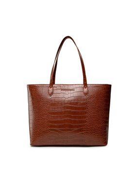 Silvian Heach Silvian Heach Kabelka Shopper Bag (Cocco) Attytid RCA21013BO Hnedá