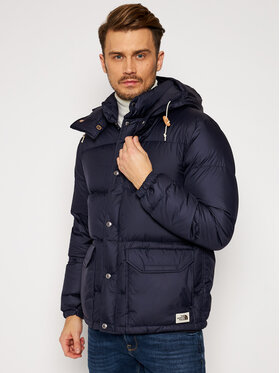 The North Face The North Face Пухено яке Sierra NF0A4QZIRG1 Тъмносин Loose Fit