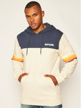 Rip Curl Rip Curl Μπλούζα Mama Stacked CFEXZ4 Γκρι Relaxed Fit
