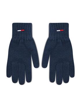 Tommy Jeans Tommy Jeans Vyriškos Pirštinės Tjm Basic Gloves AM0AM07937 Tamsiai mėlyna