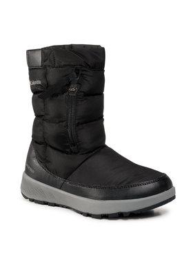 Columbia Columbia Bottes de neige Paninaro™ Omni-Heat™ Pull On BL0118 Noir
