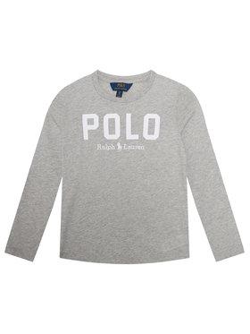 Polo Ralph Lauren Polo Ralph Lauren Bluză 313806102002 Gri Regular Fit