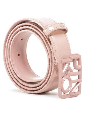 Pinko Pinko Damengürtel Fischio Small 1 Belt Al 20-21 PLT01 1H20S2 Y6ER Rosa