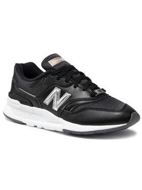 New Balance New Balance Sneakersy CW997HMK Čierna