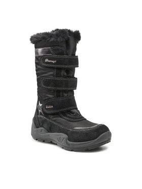 Primigi Primigi Cizme de zăpadă GORE-TEX 8383922 D Negru