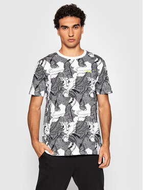 Fila Fila T-shirt Dallan 689021 Bianco Regular Fit