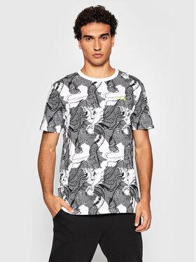 Fila Fila T-Shirt Dallan 689021 Bílá Regular Fit