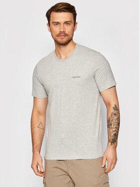 Calvin Klein Underwear Calvin Klein Underwear T-Shirt Comfort 000NM1586E Szary Regular Fit