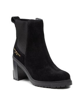 Tommy Hilfiger Tommy Hilfiger Bottines Th Outdoor High Heel Boot FW0FW05998 Noir