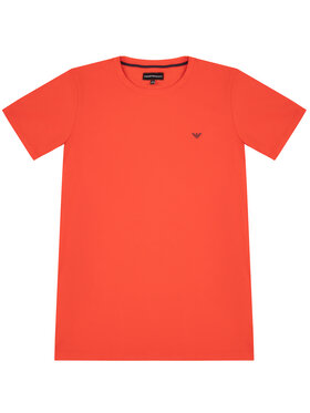 Emporio Armani Emporio Armani T-shirt 8N4TJC 4JFEZ 0391 Crvena Regular Fit