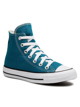 Converse Converse Sneakers aus Stoff Ctas Hi 170463C Grün