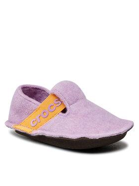 Crocs Crocs Παντόφλες Σπιτιού Classic Slipper K 205349 Μωβ