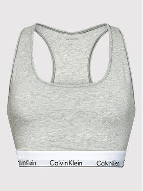 Calvin Klein Underwear Calvin Klein Underwear Podprsenkový top 000QF5116E Šedá