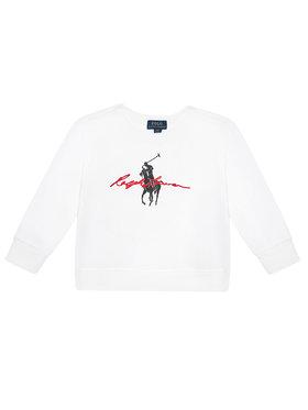Polo Ralph Lauren Polo Ralph Lauren Mikina 323839336001 Biela Regular Fit