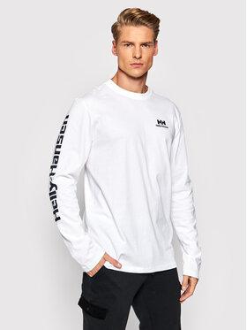 Helly Hansen Helly Hansen Тениска с дълъг ръкав Yu20 Ls 53465 Бял Regular Fit
