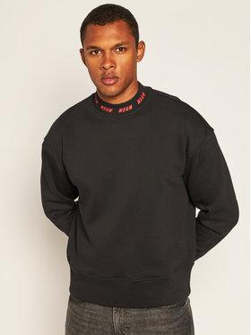 MSGM MSGM Sweatshirt 2940MM96 207599 Noir Regular Fit