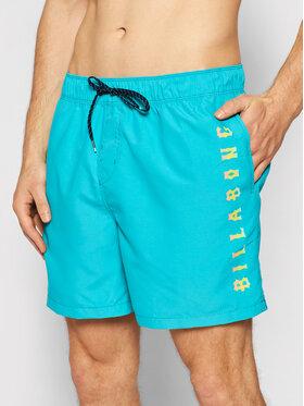 Billabong Billabong Plavecké šortky All Day Heritage W1LB13 BIP1 Modrá Regular Fit