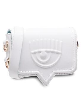 Chiara Ferragni Chiara Ferragni Чанта за кръст 21PE-CFPT014 Бял