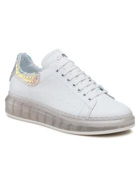 Carinii Carinii Sneakersy B5118/T Biały