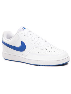 Nike Nike Chaussures Court Vision Lo CD5463 103 Blanc
