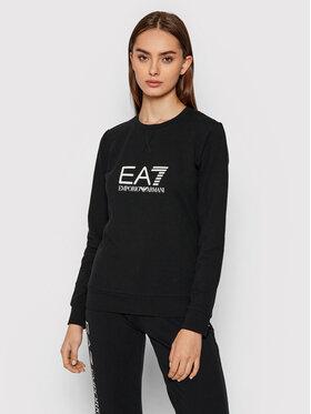 EA7 Emporio Armani EA7 Emporio Armani Sweatshirt 8NTM35 TJCQZ 1200 Noir Regular Fit