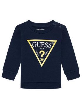 Guess Guess Bluză L73Q09 KAUG0 Bleumarin Regular Fit