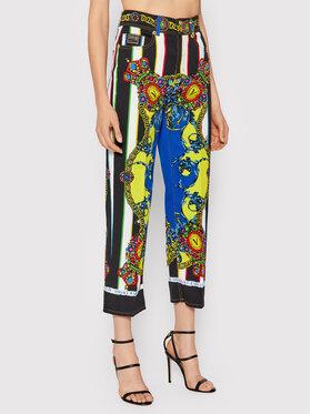 Versace Jeans Couture Versace Jeans Couture Jeansy Audrey 71HAB5TL Kolorowy Regular Fit