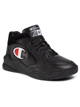Champion Champion Sneakersy Zone Mid S20878-KK001 Černá